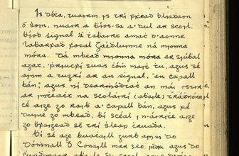 An Capall Bán - Scéal i dTaobh na Scoileanna Gearra