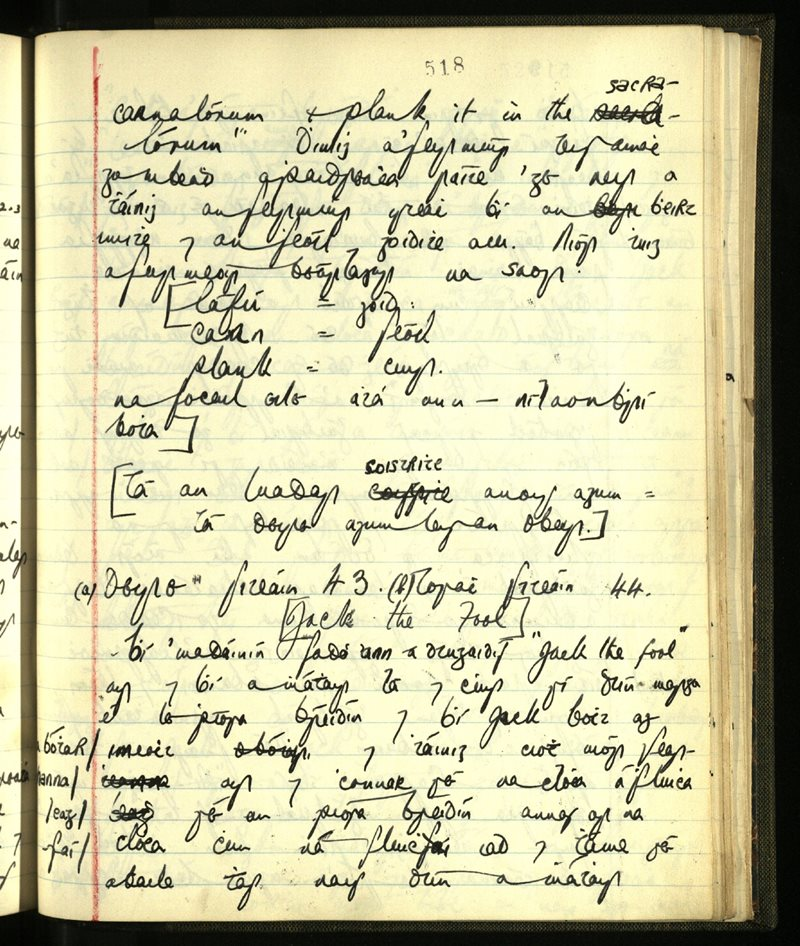 Modelligo​/​Ringagonagh | The Main Manuscripts Collection