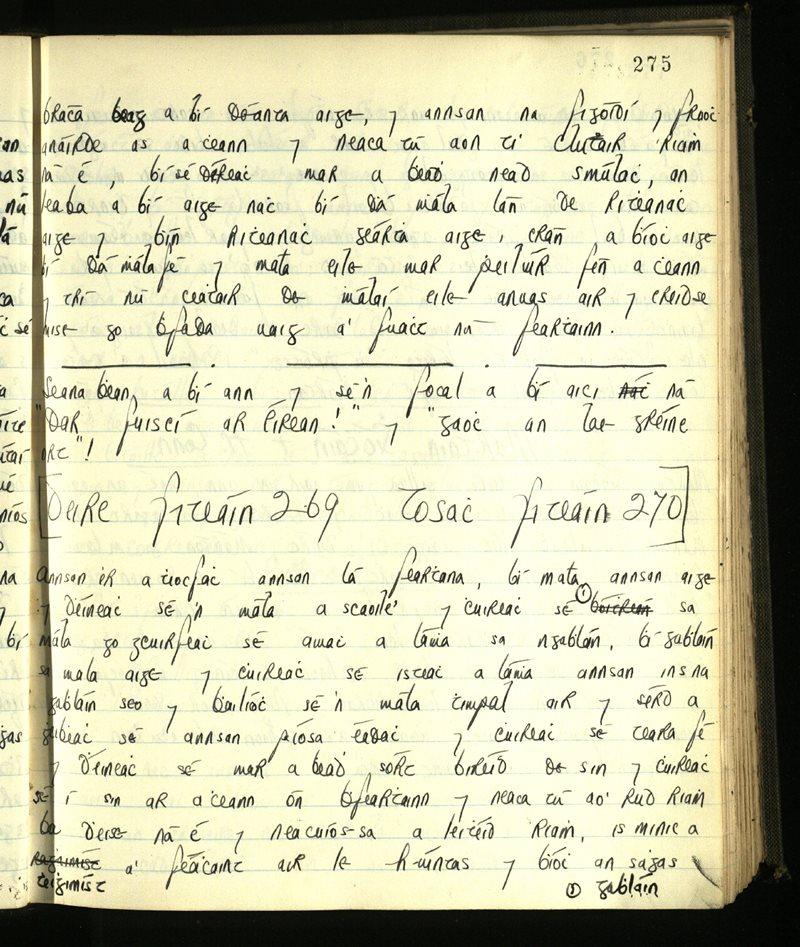 Kilrossanty/Ringagonagh | The Main Manuscripts Collection