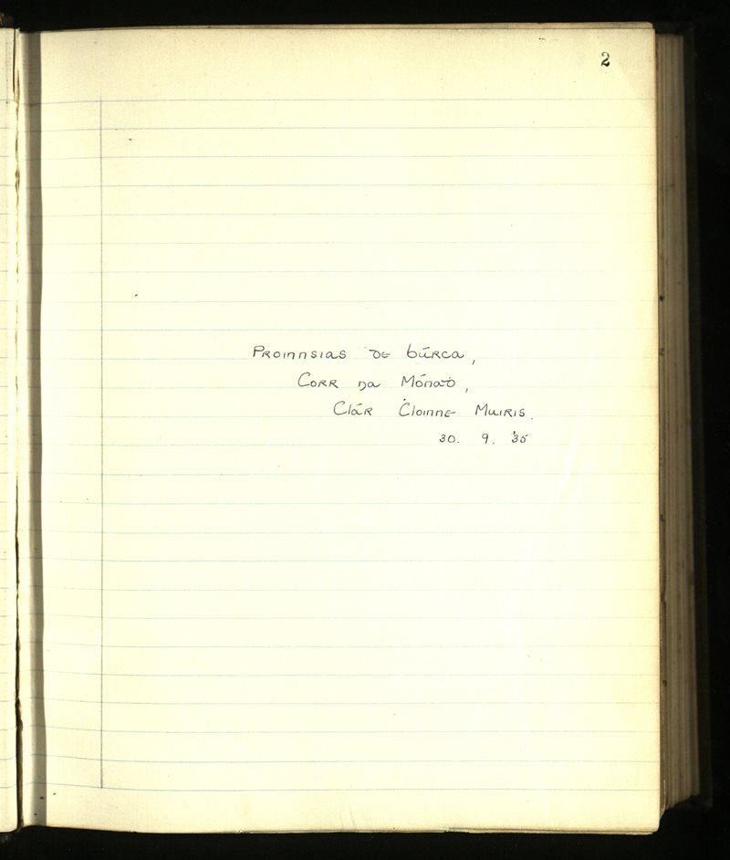 Ross | The Main Manuscripts Collection