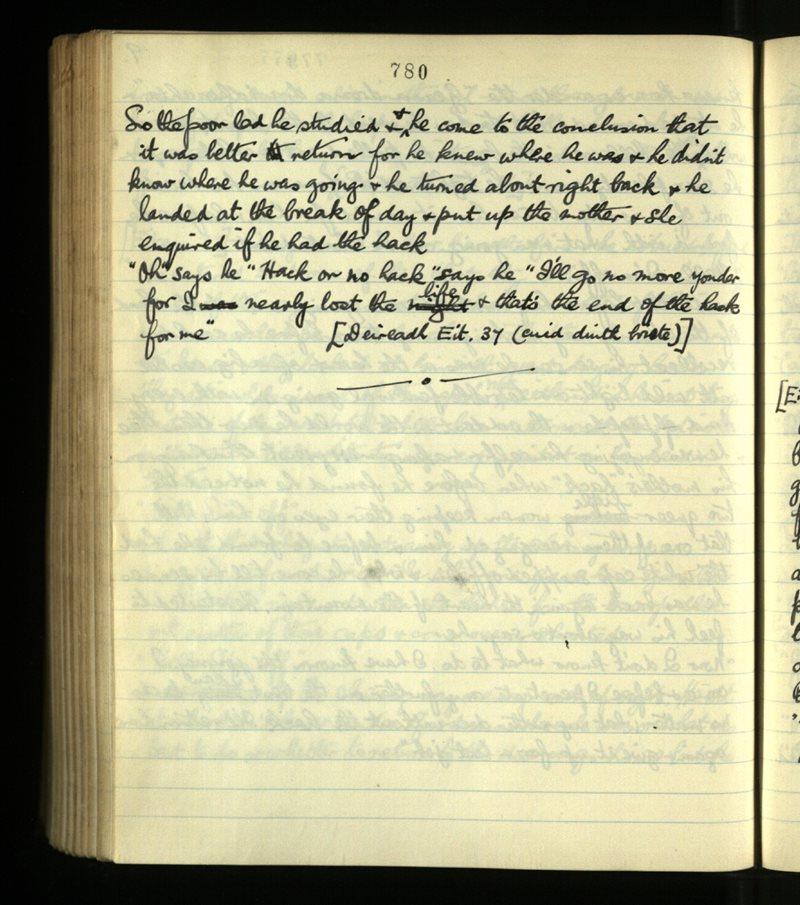 Kilteevoge   The Main Manuscripts Collection