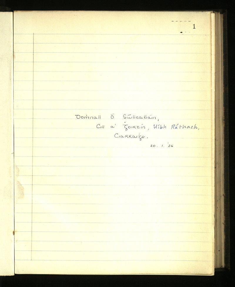 Dromod | The Main Manuscripts Collection