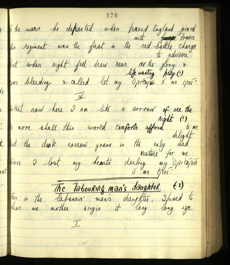 Ardmore/Ringagonagh/Seskinan/Dungarvan | The Main Manuscripts Collection