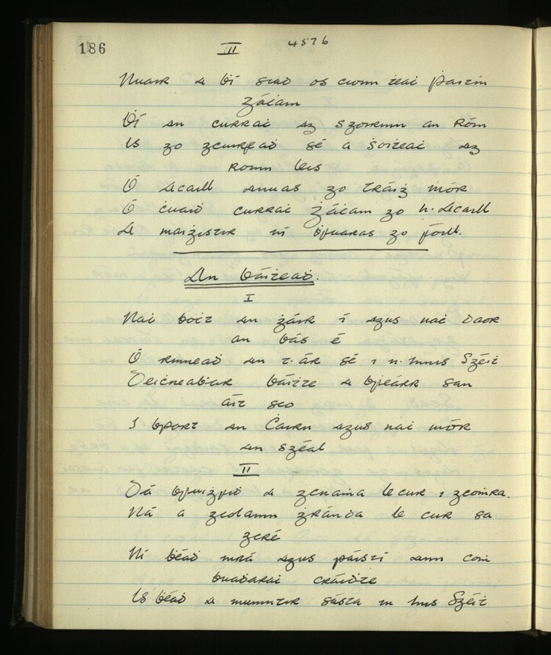 Inishkea North | The Main Manuscripts Collection