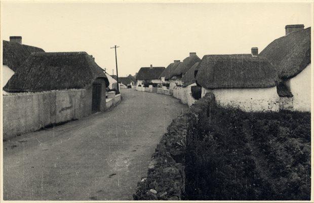 Settlement: villages