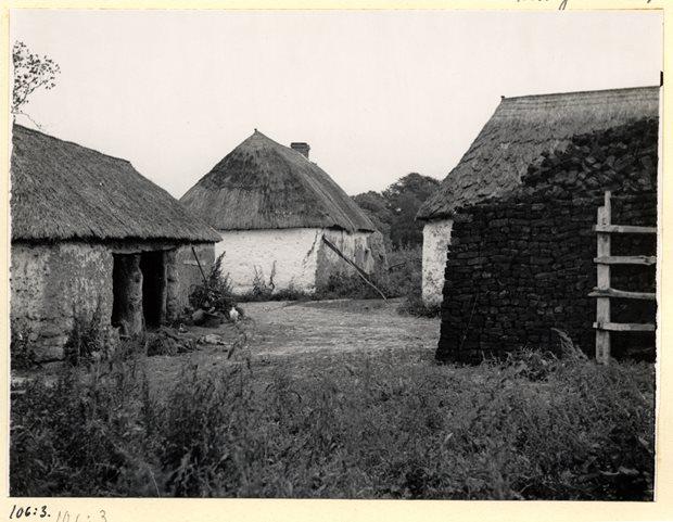 Settlement: the farmyard