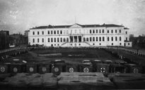 Settlement: old buildings