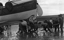 Livelihood and Housekeeping: fishing-boats