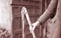 Livelihood and Housekeeping: farm implements