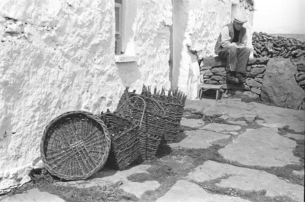 Livelihood and Housekeeping: basket-maker