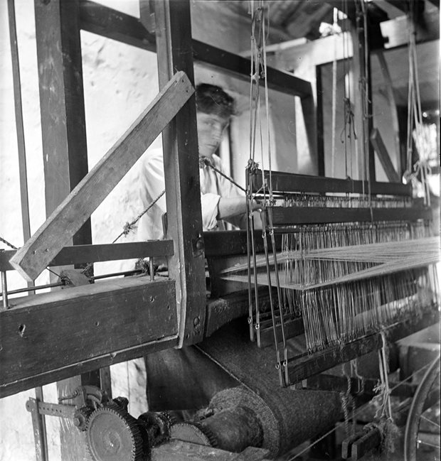 Livelihood and Housekeeping: woollen products
