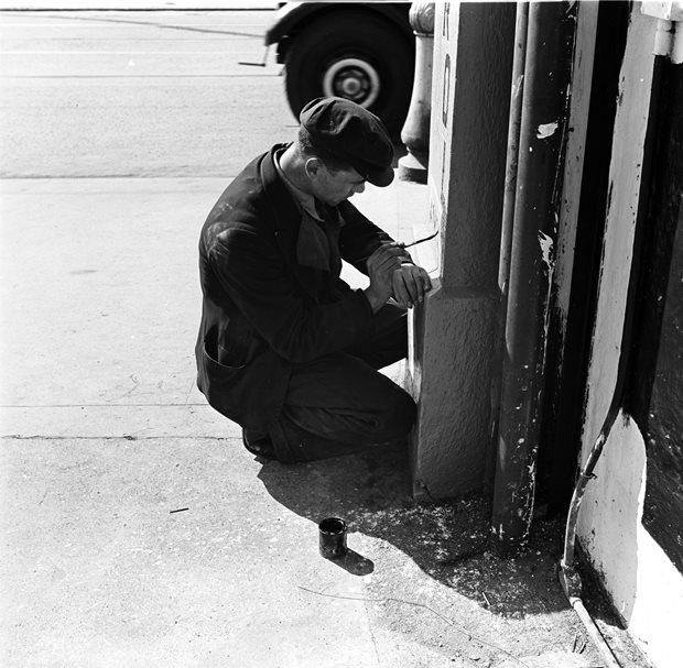 Livelihood and Housekeeping: painting