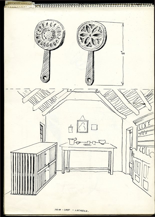 Livelihood and Housekeeping: household implements