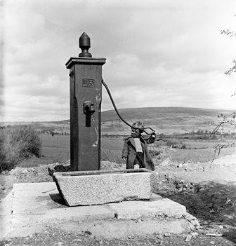 Livelihood and Housekeeping: pump / domestic wells