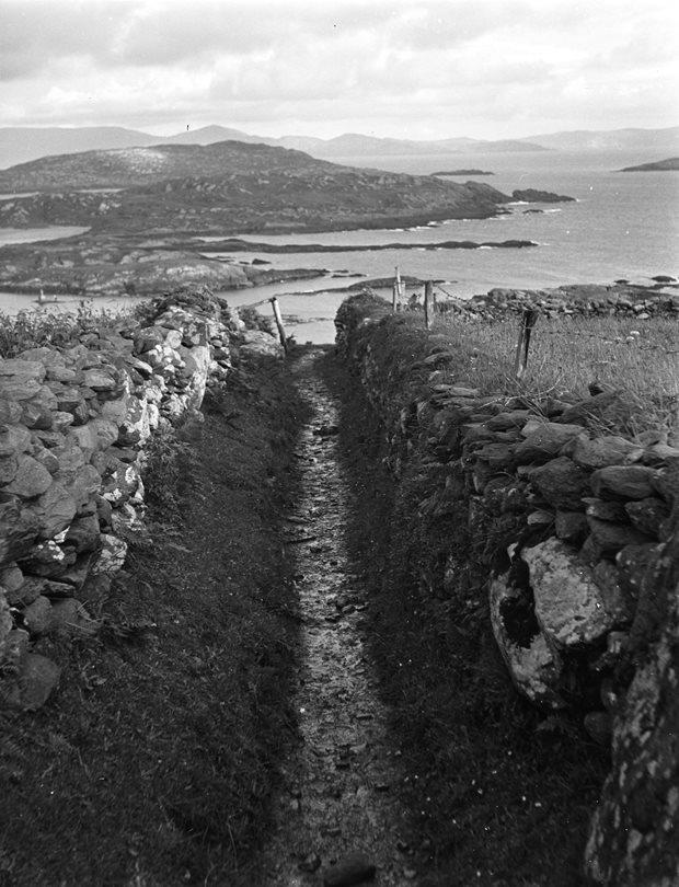 Cumarsáid agus Tráchtáil: bóithre / cosáin