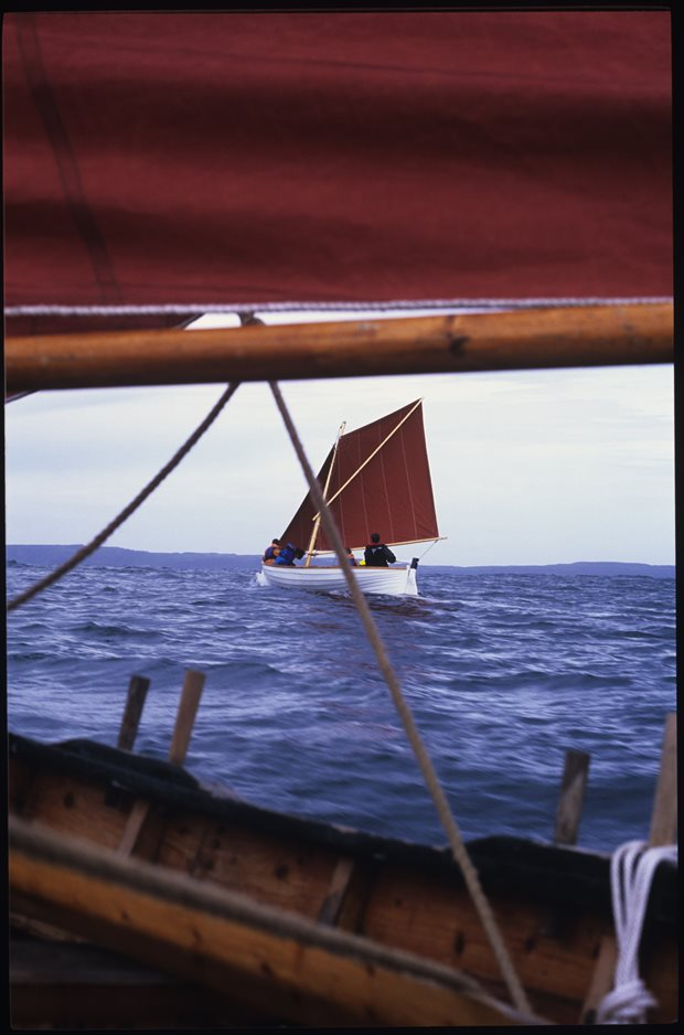 Communication and Trade: boats