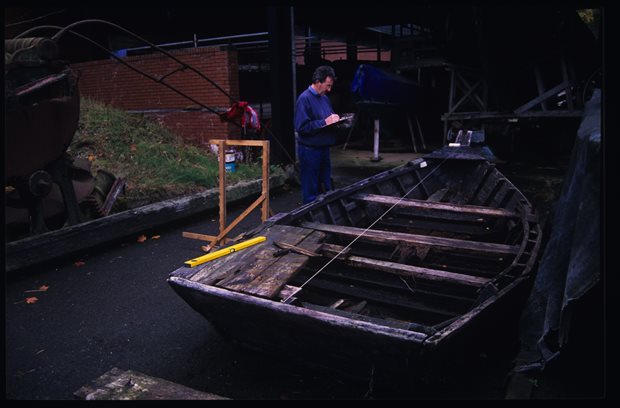 Communication and Trade: boatbuilding