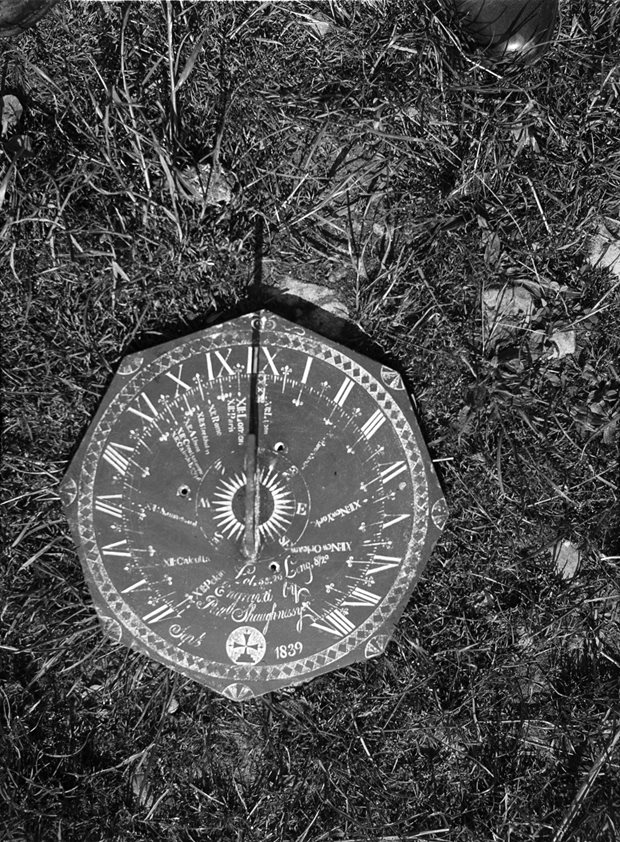 Time and Festivals: sundials