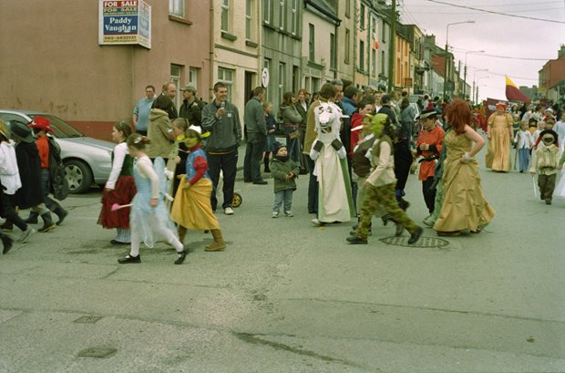 Time and Festivals: St. Patrick's Day