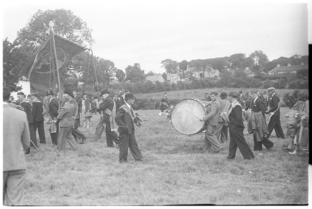 Time and Festivals: local feasts / Twelfth of July