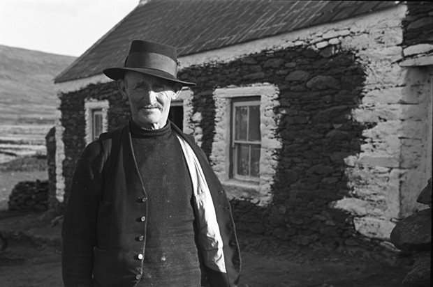 Folklore Collecting: informants (Munster)