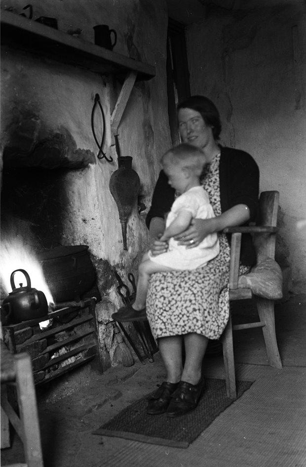 Bailiú Béaloidis: faisnéiseoirí (Connachta)