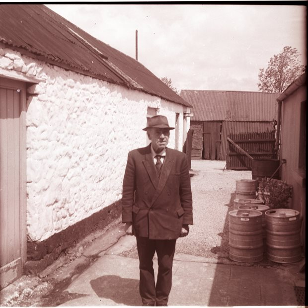 Folklore Collecting: informants (Connaught)