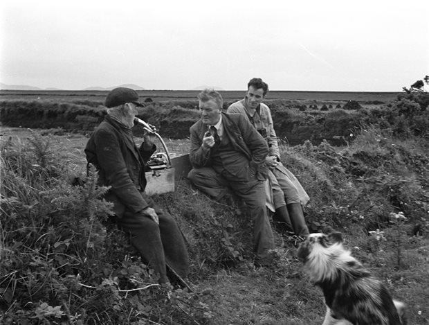 Folklore Collecting: work of the Irish Folklore Commission