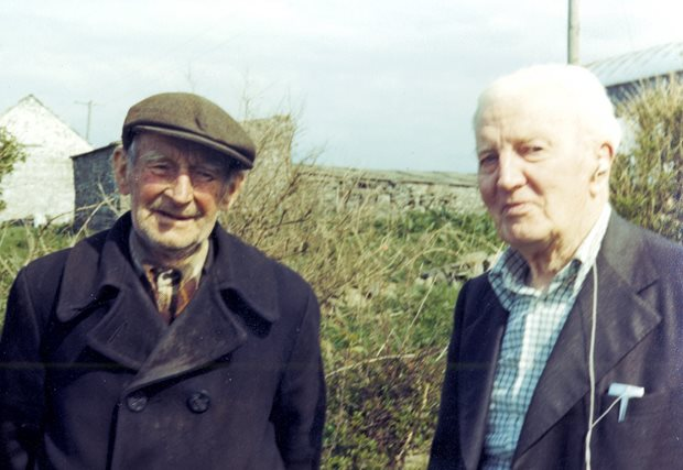 Folklore Collecting: portraits of the irish Folklore Commission