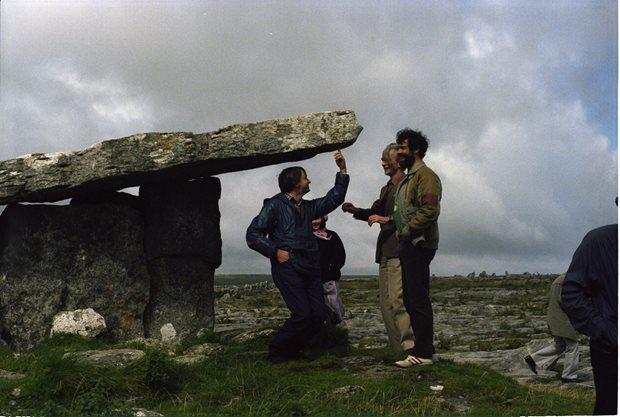 Bailiú Béaloidis: cairde Choimisiún Béaloideasa Éireann