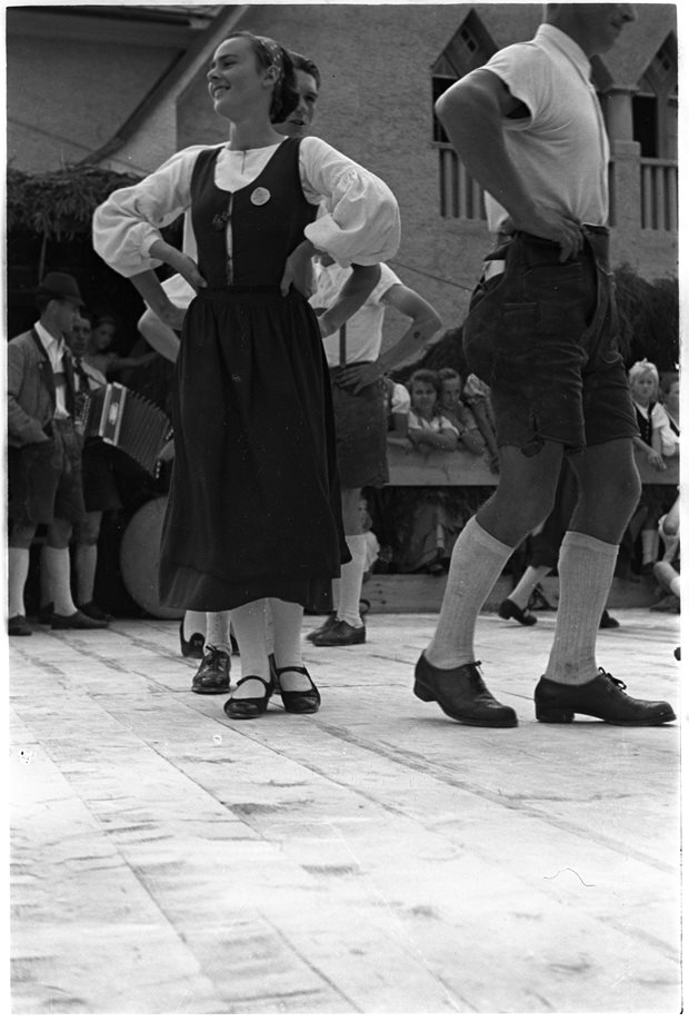 Games and Pastimes: dance