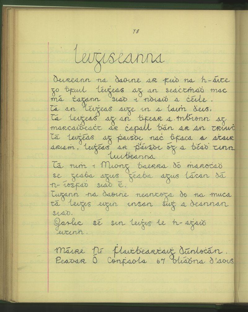 Leigheasanna