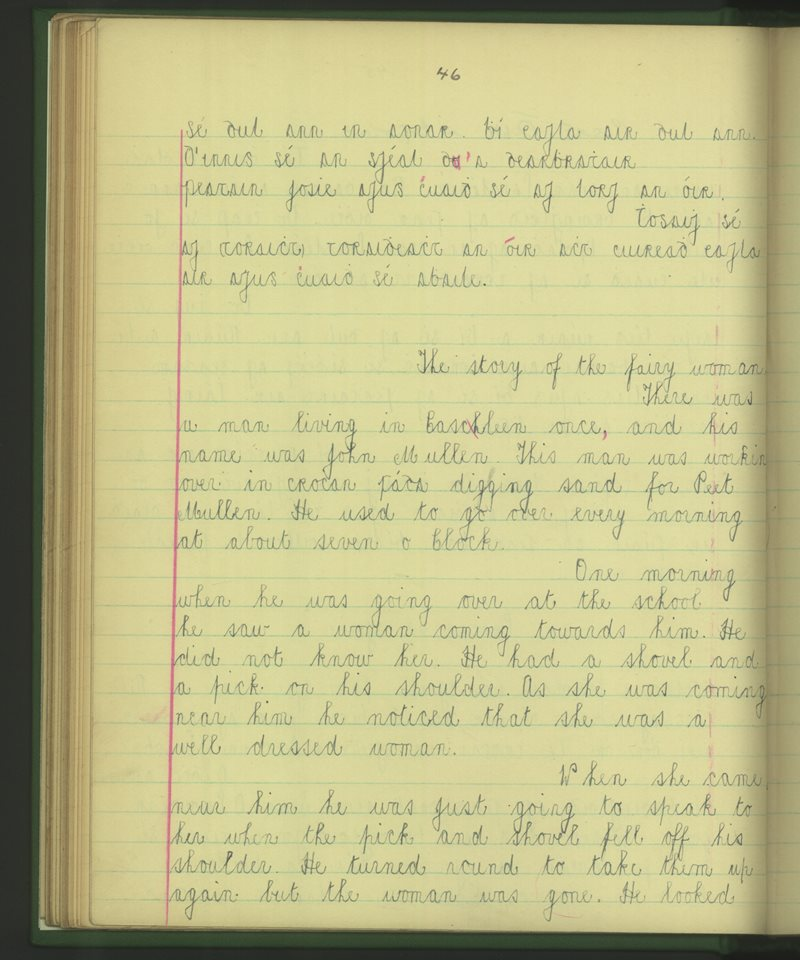Nead an Iolraigh   The Schools' Collection
