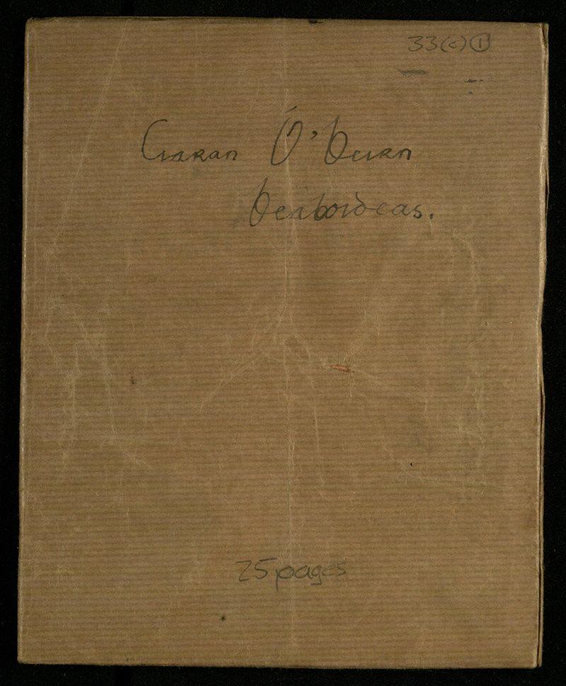 Cilltighearnáin/Kiltiernan | The Schools' Collection