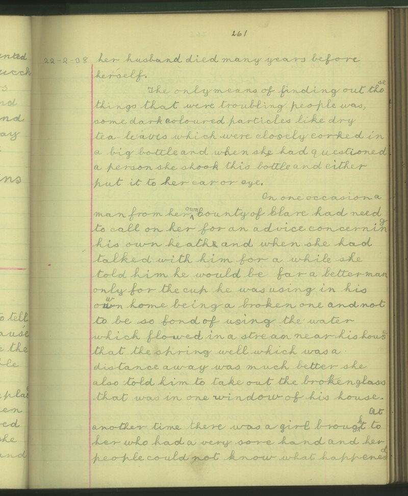 Loch an Toirc | The Schools' Collection