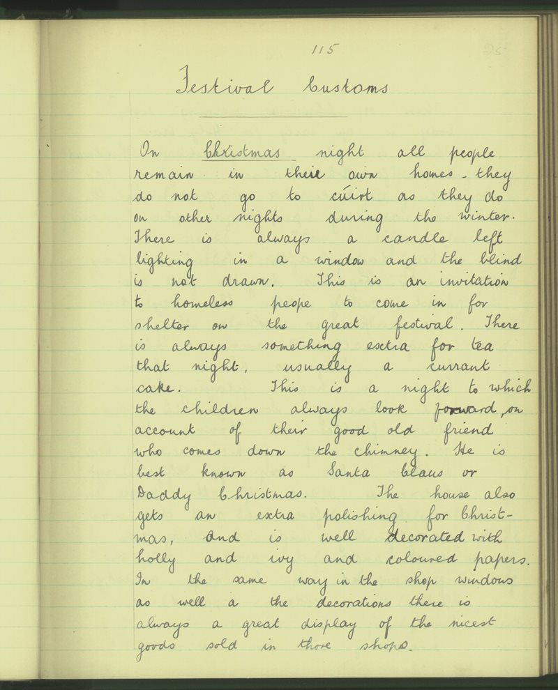 Baile Mór Síl Anmchadha (Laurencetown) | The Schools' Collection