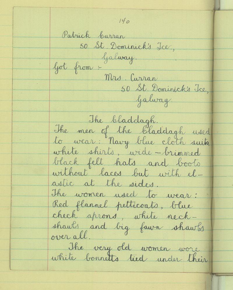 Mainistir Phádraig Naofa | Bailiúchán na Scol