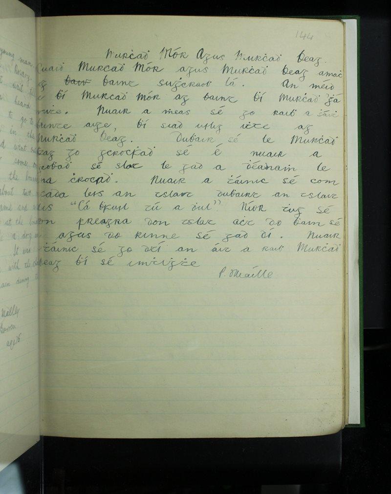 Murchadh Mór agus Murchadh Beag
