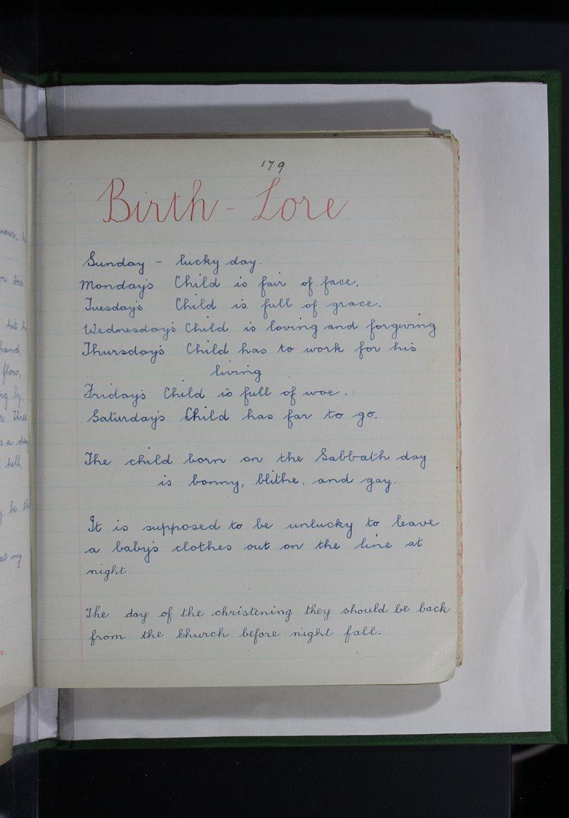 Birth-Lore