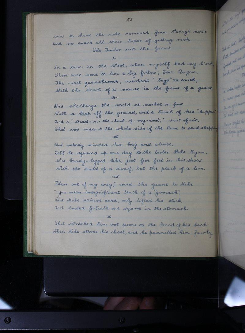 Páirc Íseal (B.) | The Schools' Collection