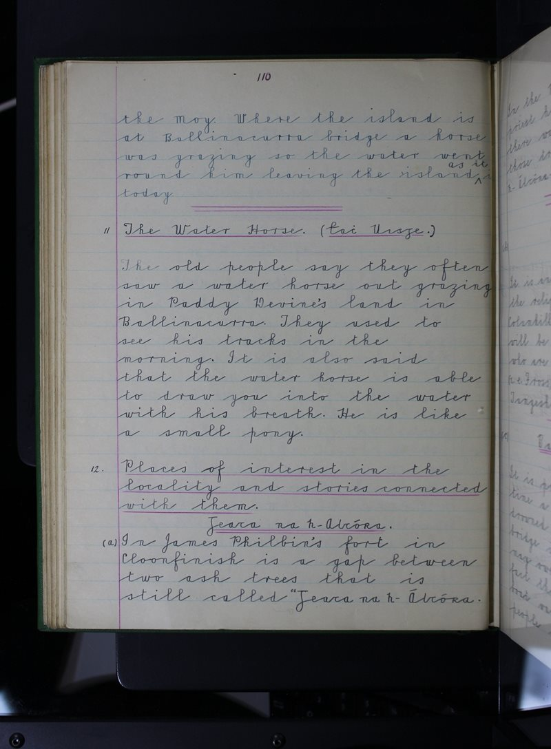 N. Seosamh, Cill Lasrach | The Schools' Collection