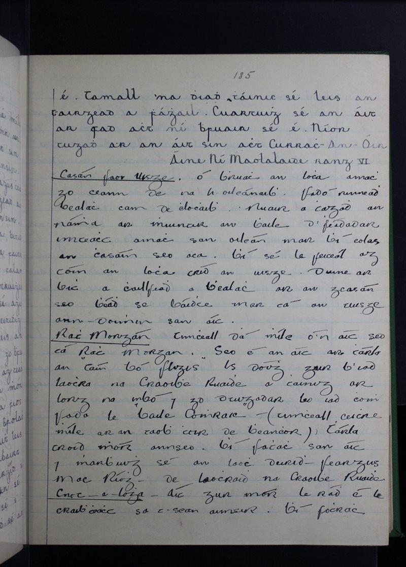 Gleann Cuileann | Bailiúchán na Scol