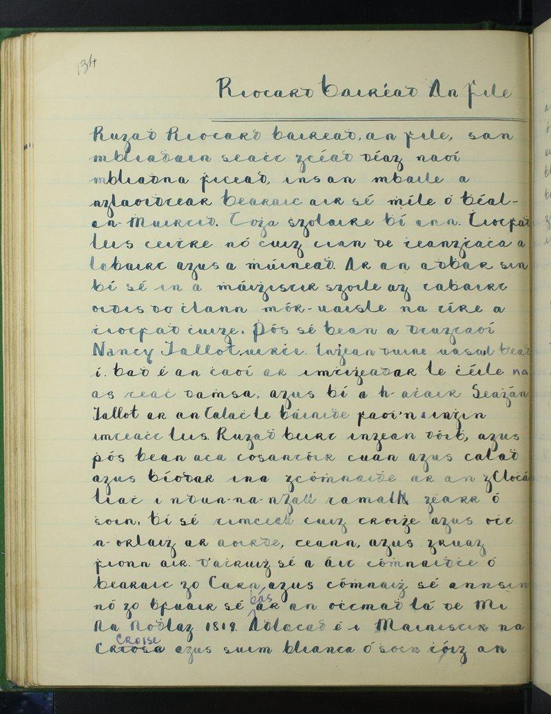 Riocard Bairéad an File