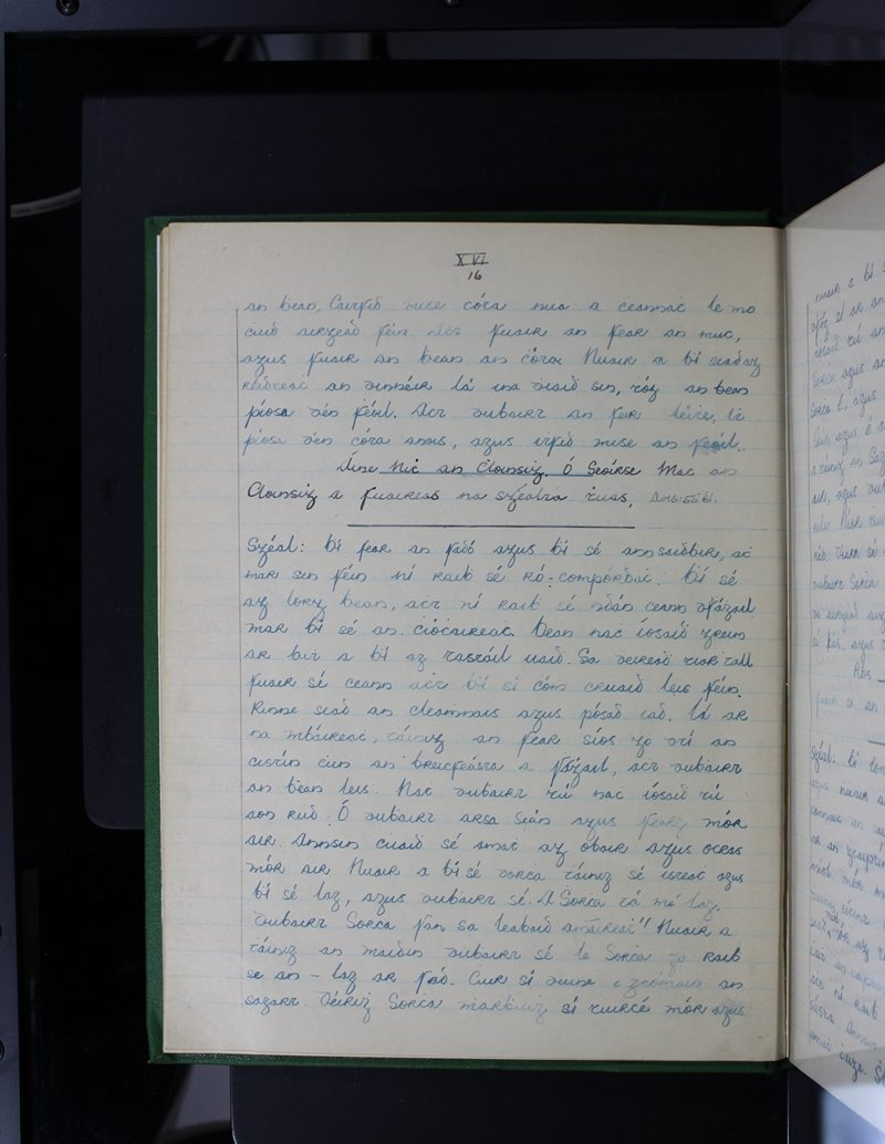 Gleann Calraighe | The Schools' Collection