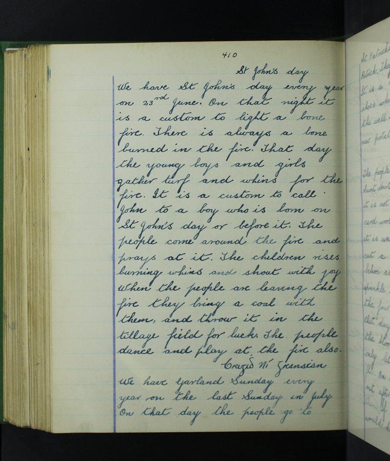 Coill an Gharráin | Bailiúchán na Scol