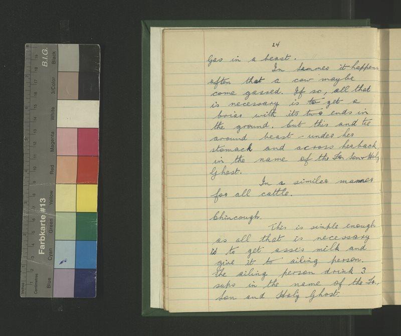 Caisleán Gael | The Schools' Collection