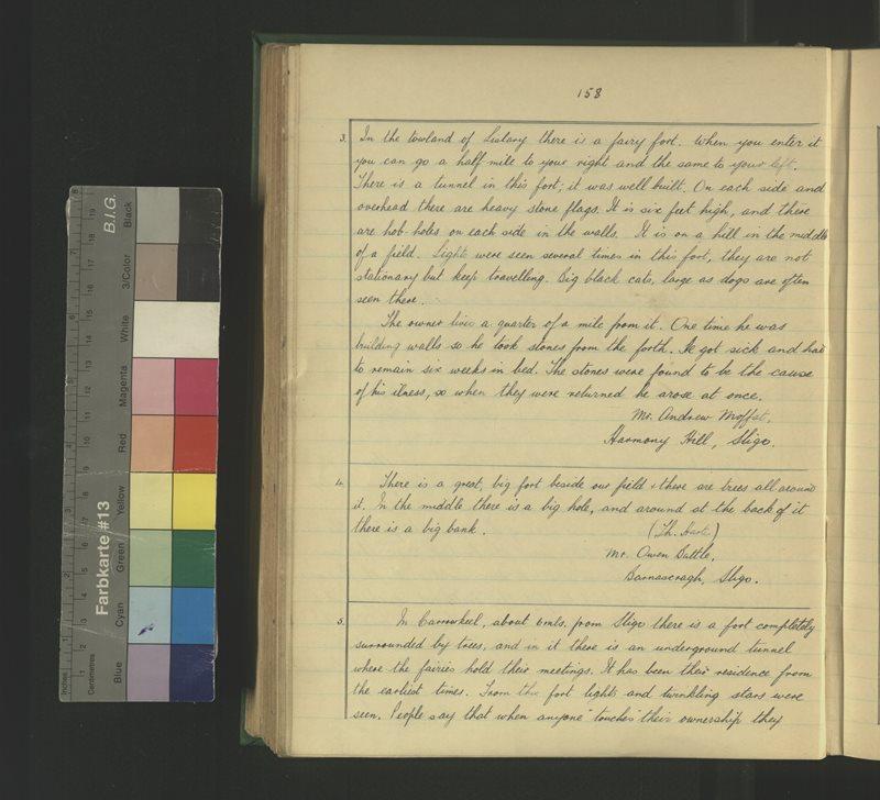 Scoil na mBráthar Sligeach (Sráid na Céibhe) | The Schools' Collection