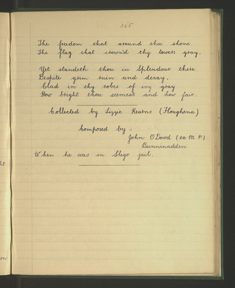Clochar Muire, Tobar an Choire | Bailiúchán na Scol
