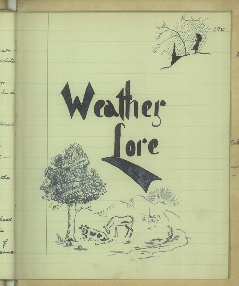 Weather-Lore