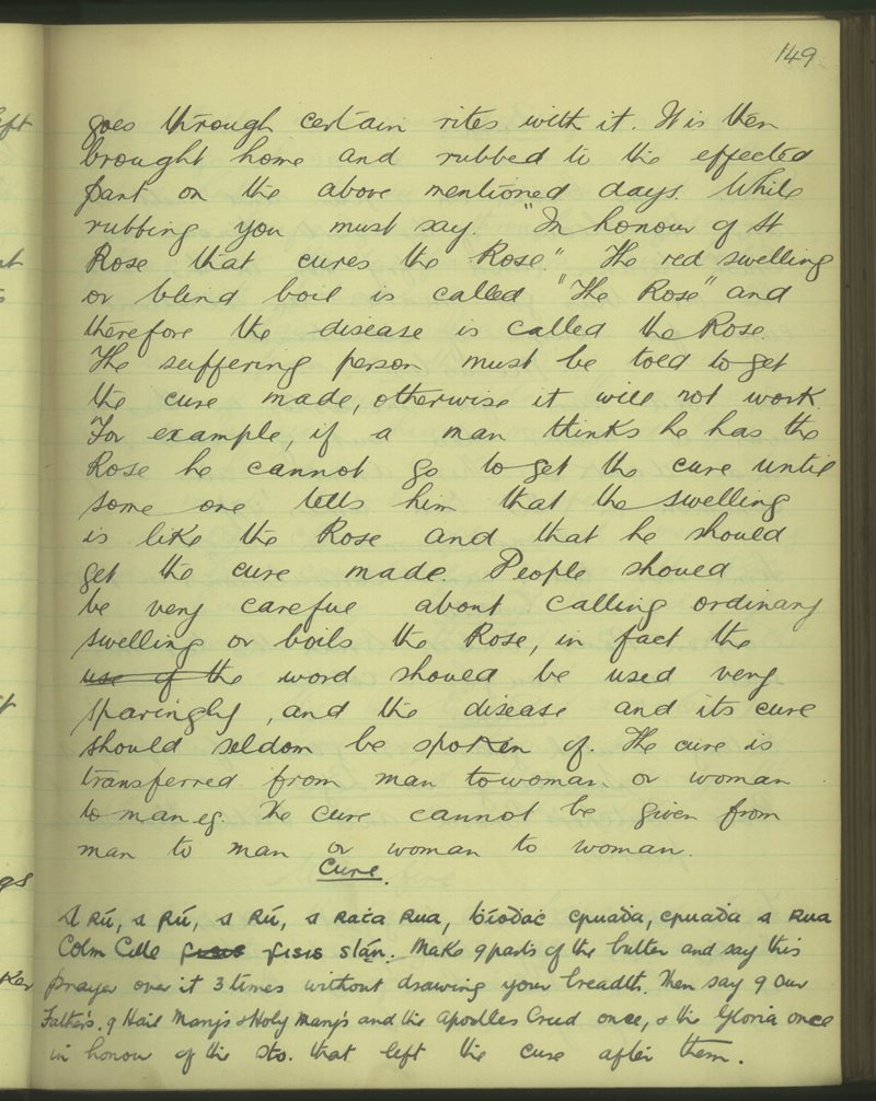 Drumloughan (Dromlachan) | The Schools' Collection